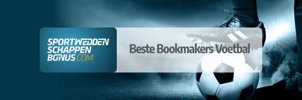 De beste bookmakers voetbal & sport voor Nederland & Belgie