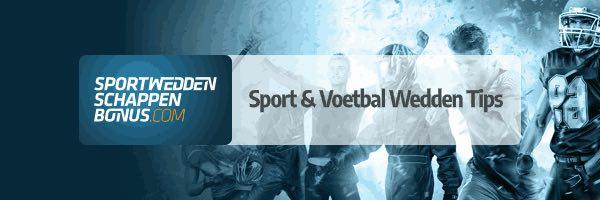 Volg onze tips voor winstgevend wedden op voetbal & sport