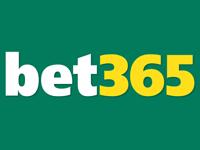 Het logo van Bet365