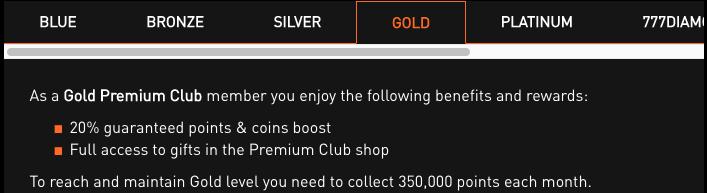 premium bet777 member