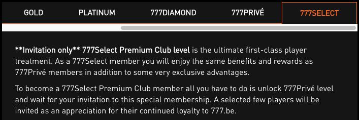 777.be vip scheme