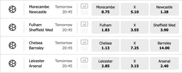 league cup odds engeland 23092020
