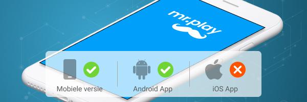 Mr Play app