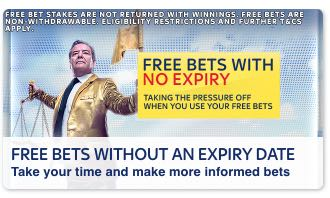 Buiten Nederland krijg je bij Skybet tot 20 euro freebets