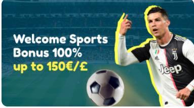 Pak 100% tot 150 euro bij Svenplay