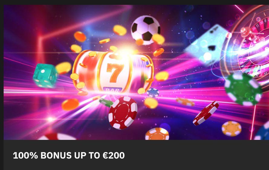 Pak je 200 euro Fastbet bonus hier!