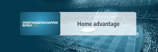 Thuisvoordeel in het voetbal: hoe werkt het?