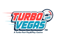 Logo van TurboVegas bookmaker